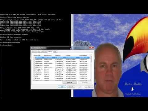 Windows 7 Command Prompt CMD