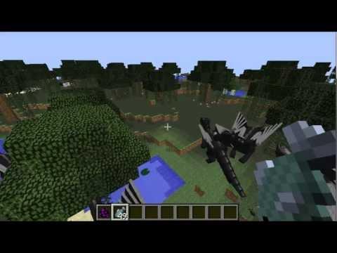 Minecraft Mod Ender Dragon 1.5.2