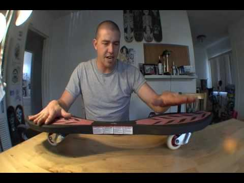 How To Ollie On A RipStik
