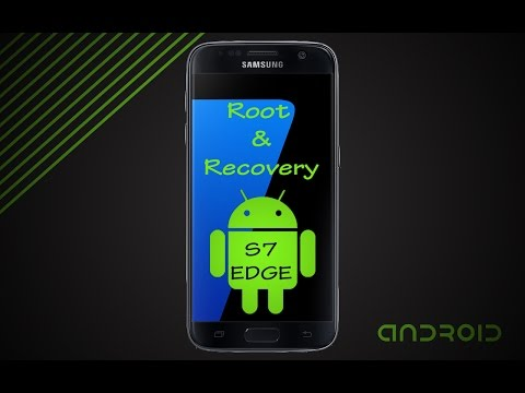 GUIDA: Root & Recovery Samsung Galaxy S7 EDGE - ITALIANO