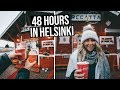 First Time in Finland   48 Hours in Helsinki