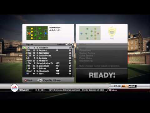 FIFA 12 - Top 5 Manager Mode Teams To Start With / Super-League Tutorial