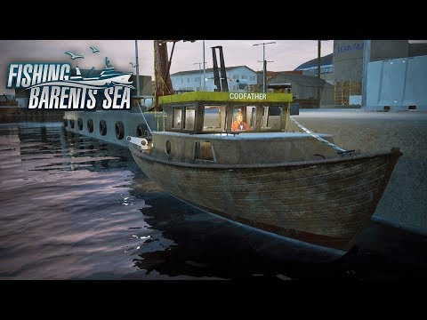 Fishing Barents Sea - The Codfather