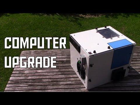 Upgrading my computer! (AKIO TV)