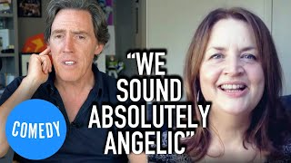 Ruth Jones And Rob Brydon Made A Song With Tom Jones | BRYDON & | Universal Comedy
