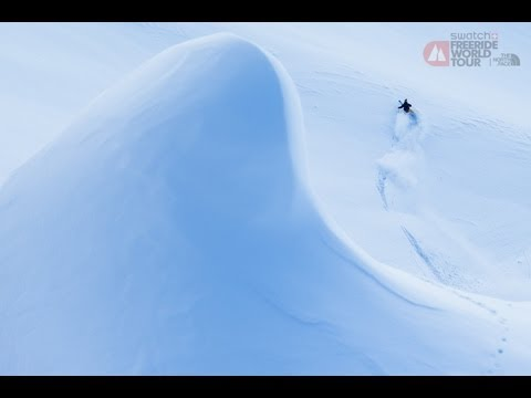Swatch Freeride World Tour Courmayeur - 18 Gennaio 2014