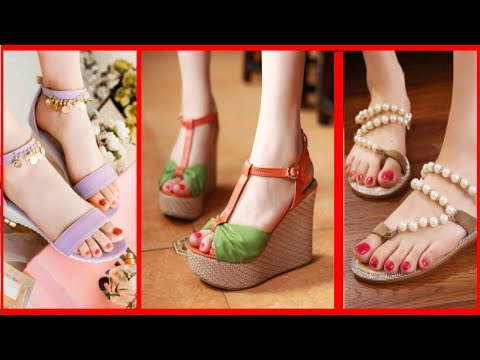 LADIES BEAUTIFUL SANDLE AND SHOES//SUMMER FOOTWEAR COLLECTION//FORMAL AND CAUSAL FOOTWEAR