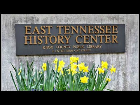 East Tennessee History Center Tour~