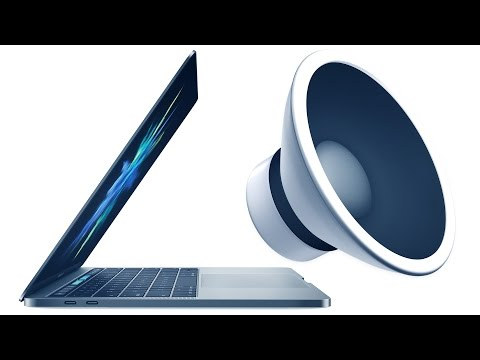 How to restore the startup chimes on the 2016 MacBook Pro