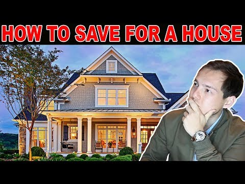 How To Save For A House (Plus EVERYTHING else you'll need to know)