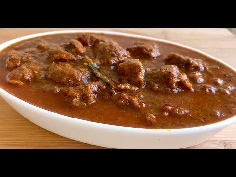 Beef Curry Kerala Style   Tattukada Style Beef Curry   Beef Curry   Ramadan Special