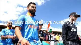 INDIA VS NEW ZEALAND LIVE MATCH