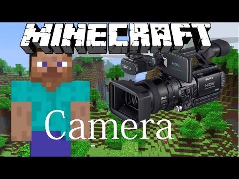 How to make a good minecraft cinima camera (no mods)