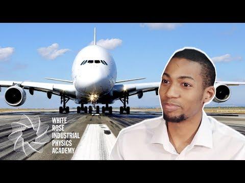 Physics + Aerospace = Future Career | Airbus Summer Internship
