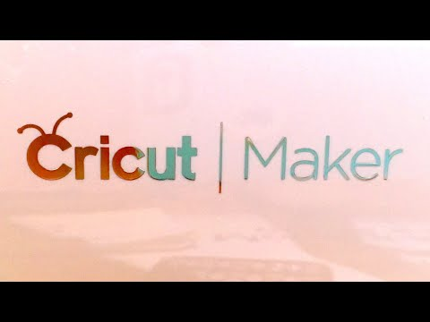 My first time going Live - get the inside scoop on Cricut Maker