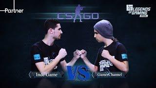 Inde Game vs GamerChannel | פרק 19 | CSGO