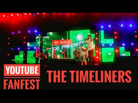 The Timeliners | YouTube Fanfest 2018 | #YTFF