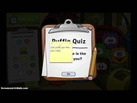 how to get freee puffle even your non member