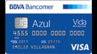 Ventajas y Desventajas de la Tarjeta Azul BBVA Bancomer