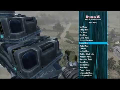 Black Ops 2 Bossam V5 Mod Menu GSC 1 19 + Download - PlayItHub