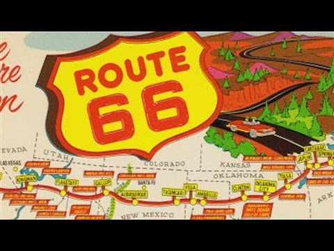 Route 66: America's Lost Highway Turns 90
