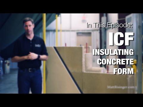 Insulating Concrete Forms - Bautex Plant Tour