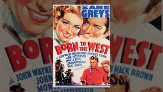 Hell Town - Born To The West - John Wayne