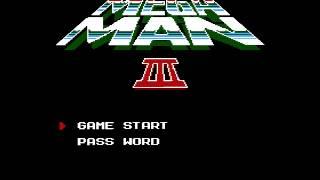 Mega Man III - Intro