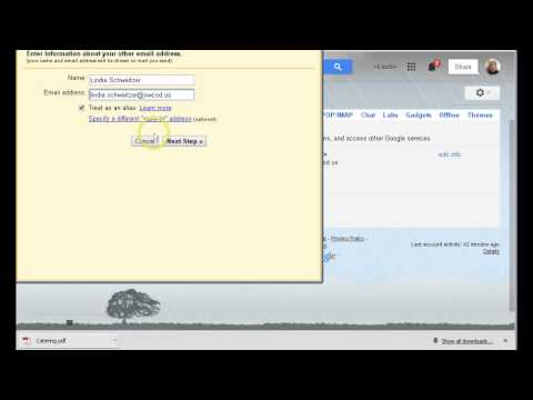 Changing Your Email Name in Gmail