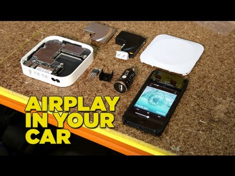 Install Airplay In Your Car