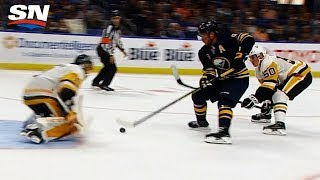 Eichel dekes out DeSmith for short-handed beauty