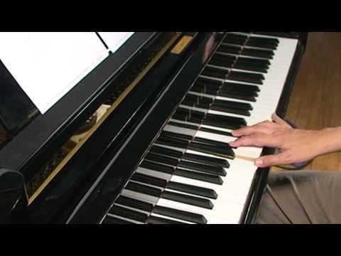 Piano Diminished Scale tutorial grade 6 with Nigel Chapman