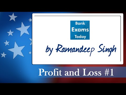 Profit and Loss Basics and Examples
