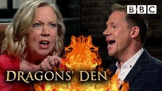 Healthier chocolate tempts the Dragons to bite 🍫   Dragons' Den - BBC