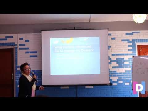 My career transition | Trishna Shrestha - GIT Meetup #4