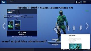 Fortnite counterattack scam Videos - 9tube tv
