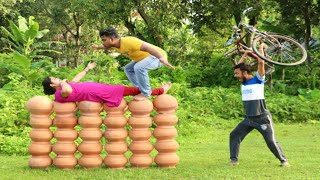 Must Watch New Funny Video 2020_Top New Comedy Video 2020_Try To Not Laugh_Episode-138_By Funkivines