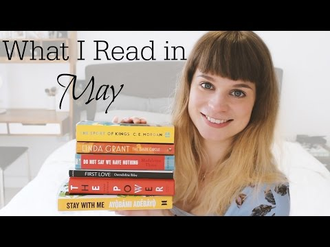 Reading Wrap Up | May 2017 + Baileys Prize Shortlist Chat! Ad