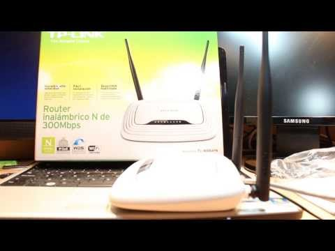 TP Link TL WR841N Wireless N Router manually setup & confugaration