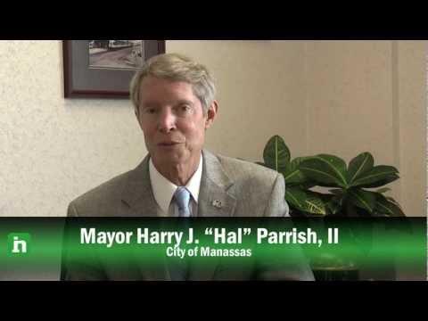 Manassas, VA Mayor Harry J.