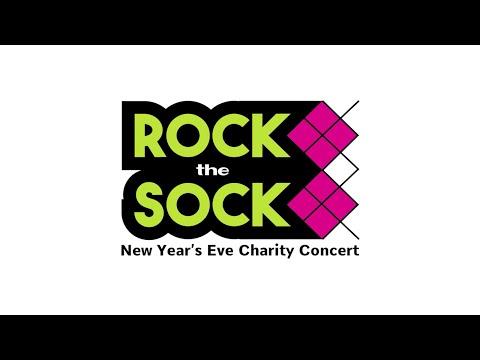 Rock the Sock promo - DC fundraiser concert