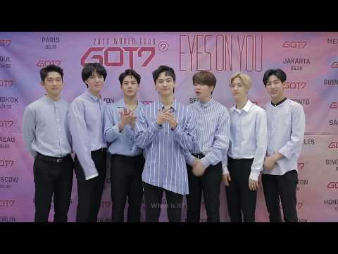 GOT7 has something to tell you!!