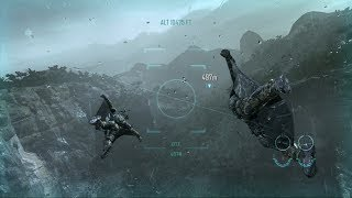 AMAZING FUTURISTIC MISSION from Online FPS Game Call of Duty Black Ops 2