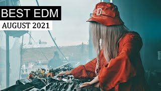 BEST EDM AUGUST 2021 💎 Electro House Festival Charts Music Mix