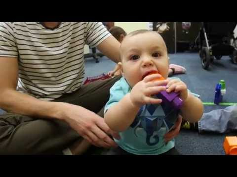 Babies are language sponges -- even with sign language - Science Nation