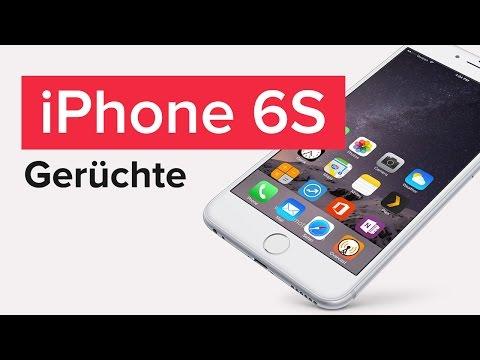 iPhone 6s Gerüchte - Force Touch, Mehr Akku und vieles mehr!