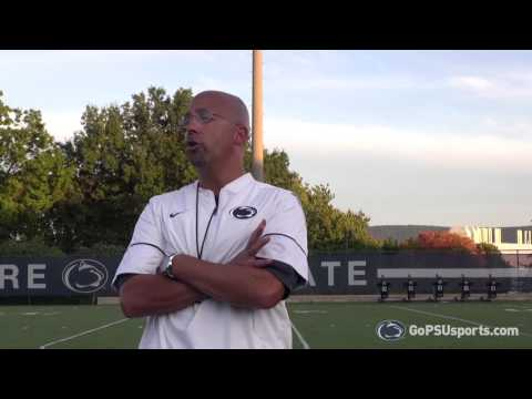 Practice Update - James Franklin (Michigan)