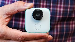 The Google Clips camera could be launched as soon as the FCC is deleted.
