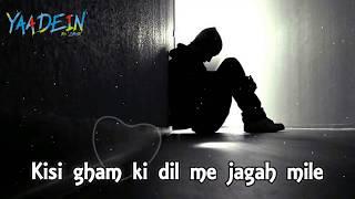 kabhi suni subah me ghoomna | urdu whatsapp video status