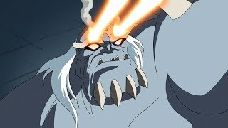 Justice Lords vs. Doomsday! Superman Deprives The Will Of Doomsday!